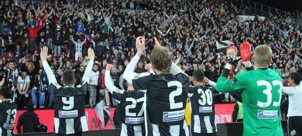VIDEO SENZATIONAL! Ultrasii de la U Cluj nu au mai rezistat! S-au adunat in mediul online si isi incurajeaza echipa cu cantece ca pe stadion