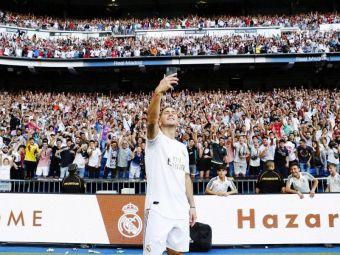 Vesti bune pentru Zidane. Hazard va fi apt de joc pentru partidele din restul sezonului