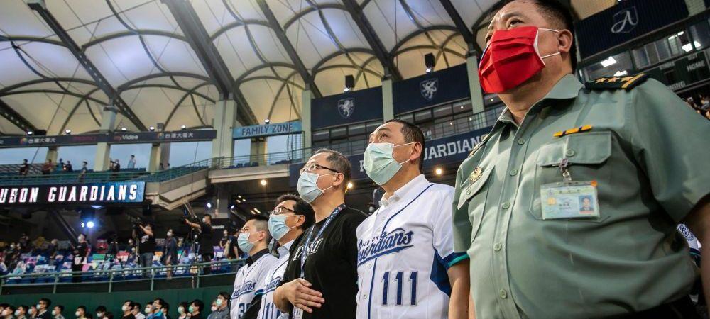 Vestea care ne da speranta! In Taiwan a avut loc primul meci cu peste 1000 de spectatori