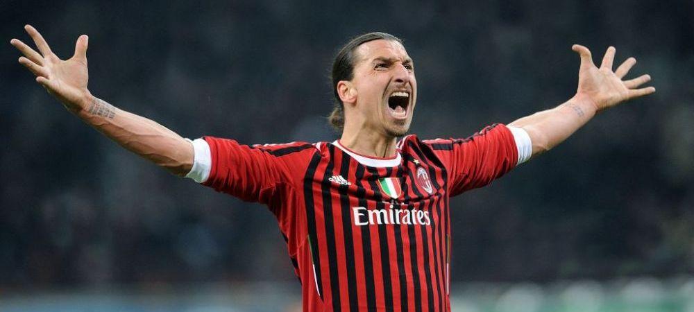 AC Milan este o echipa foarte afectata de CORONAVIRUS! Care este situatia lui Ibrahimovic si a colegilor sai