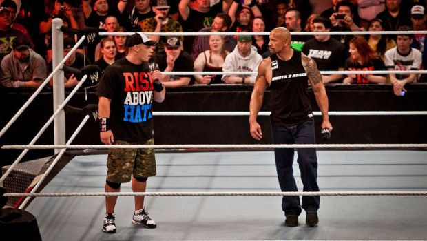 IMAGINI cu prima romanca din WRESTLING! Si-a facut debutul in WWE, unde John Cena si The Rock au facut istorie