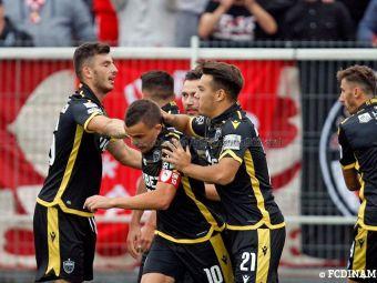 Bergodi tinteste primul transfer pentru Craiova! A pus ochii pe un jucator de la Dinamo: pe cine vor sa aduca oltenii in Banie