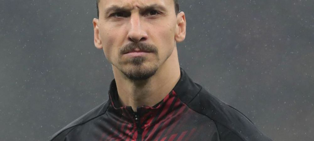 Unde va juca Ibrahimovic din vara! Contractul sau cu Milan expira in iunie si e gata sa schimbe din nou campionatul