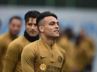 Cele doua cereri ale lui Inter pentru ca Lautaro Martinez sa ajunga la Barcelona! Ce vor italienii