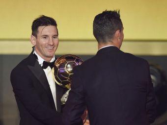 Messi si Ronaldo raman fara PREMII anul asta! Gala 'The Best', anulata de FIFA din cauza pandemiei. Ce se intampla cu Balonul de Aur