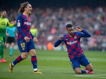 Nu vor sa ii prelungeasca contractul!Barcelona a scos la vanzare un jucator care a fost titular in majoritatea meciurilor din acest sezon