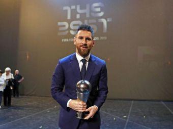 Decizie DRASTICA luata de FIFA! Premiul 'The Best', oferit celui mai bun jucator al planetei, nu va fi acordat nimanui in acest an