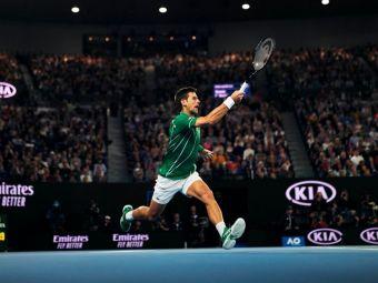 DEZVALUIRI-SOC: Novak Djokovic a vrut sa se retraga din tenis in 2018, dar sotia lui, Jelena l-a convins sa nu renunte