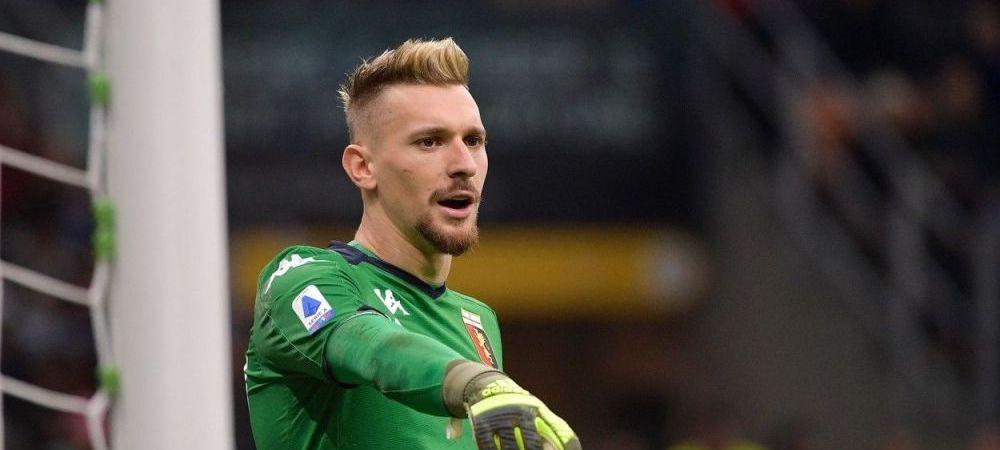 Ionut Radu, inapoi la Inter! Milanezii si-au facut planuri marete cu portarul roman! Cand se va intoarce la 'Nerazzurri'