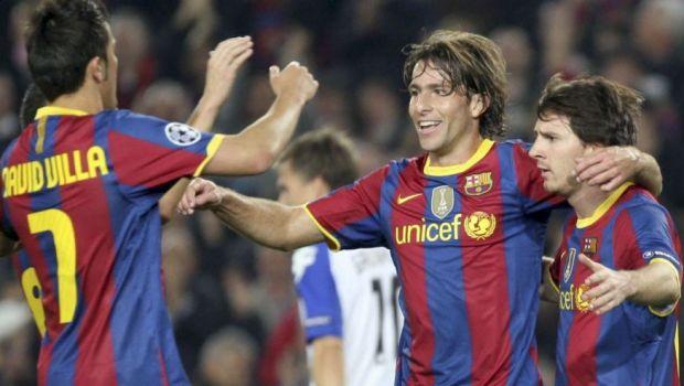 """""""Chivu e cel mai bun fundas central cu care am jucat!"""" Un jucator trecut pe la Barcelona si PSG a ramas impresionat de calitatile romanului"""