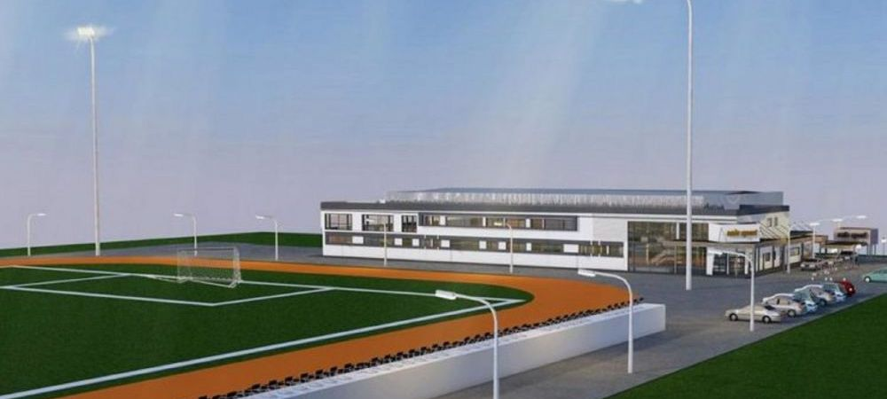 Un nou stadion de LUX despre care nu s-a stiut nimic! Unde va fi construit si cine va juca pe el