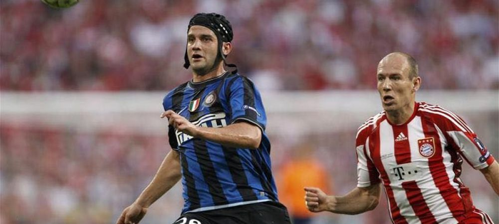 Italienii nu au uitat de Chivu! Fostul international roman a fost inclus intr-un 11 al celor mai buni fotbalisti din Europa de Est care au jucat in Serie A