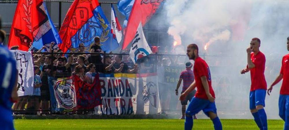 "CSA Steaua nu doreste organizarea unui play off in Liga a 4-a si vrea direct baraj! ""Vreau sa nu mai riscam nimic!"""