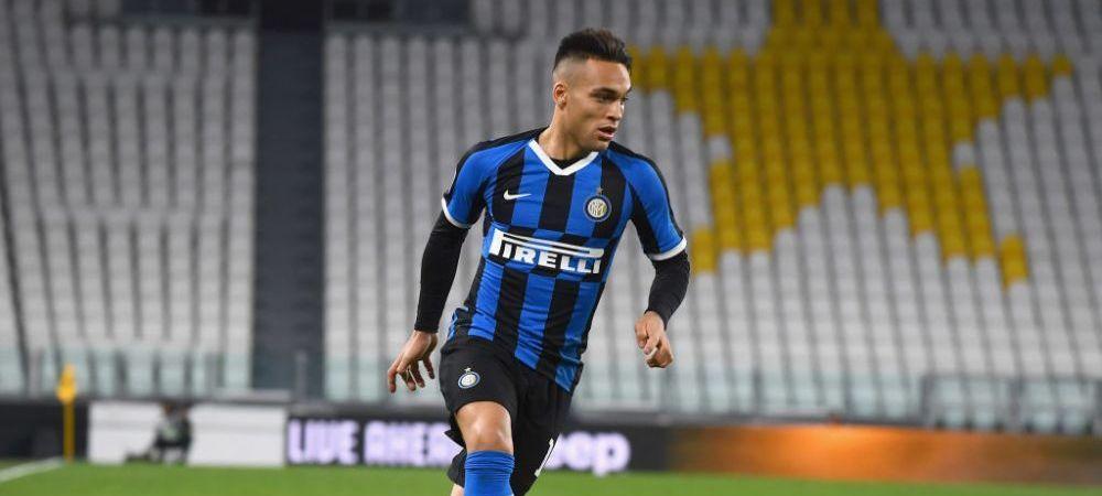 Inter, pregatita de plecarea lui Lautaro Martinez! Italienii au deja inlocuitorul argentinianului