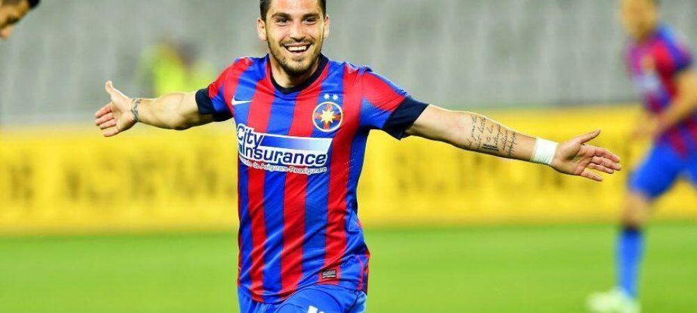 """Stanciu la CFR Cluj? """"Daca va veni o oferta si clubul va accepta, nu pot sa raman cu forta aici!"""" Fostul mijlocas al FCSB-ului a comentat un posibil transfer la campioana Romaniei"""