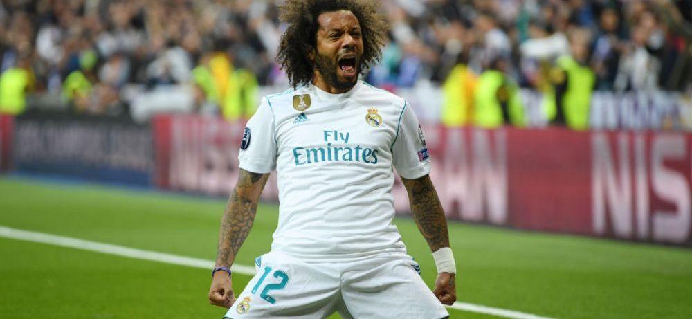 Succesul da dependenta! Marcelo nu vrea sa se opreasca la 4 trofee Champions League