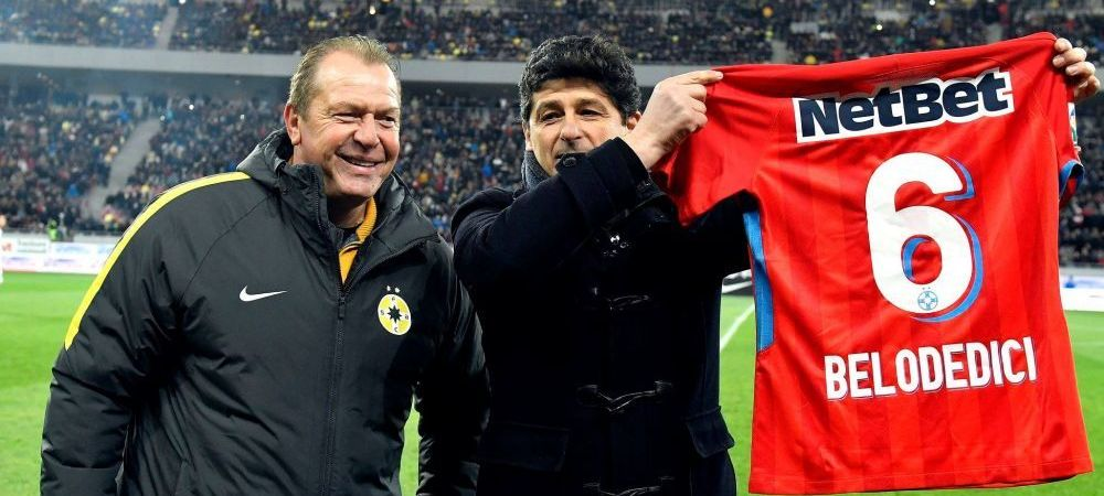 """Steaua nu a jucat niciodata in Liga 4! E aberant ce vor ei!"" Helmut Duckadam intervine in scandalul CSA Steaua! Ce spune de intentia lui Florin Talpan"