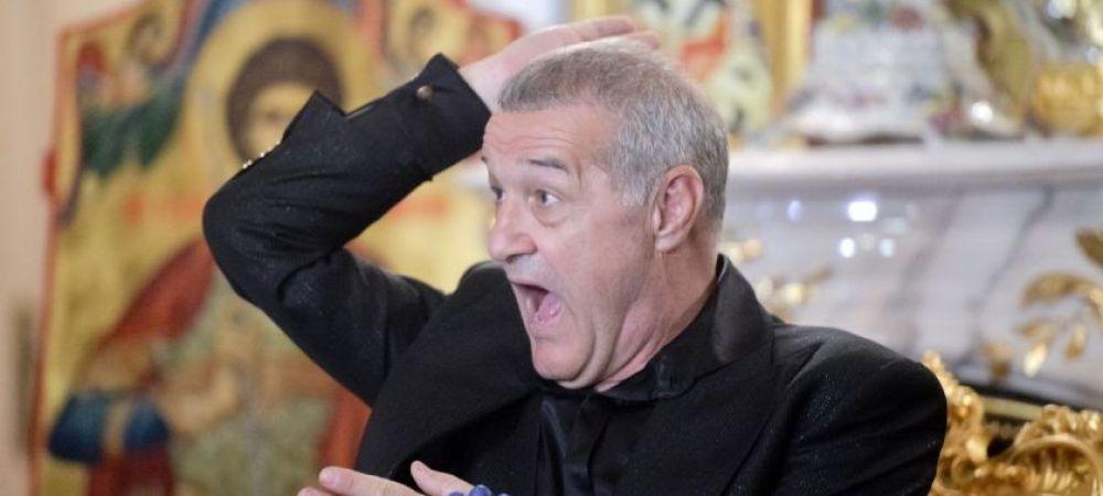 """""""Exista o ura impotriva mea!"""" Gigi Becali se teme ca FCSB ar putea pierde titlul din nou! La ce metoda pot apela rivelele ros-albastrilor si ce aliat are FCSB"""