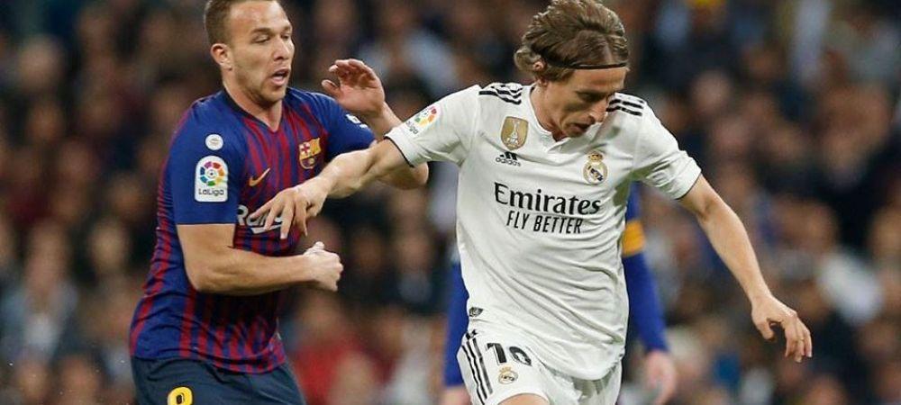 """Un fost arbitru spaniol a dat cartile pe fata. """"Este clar, 90% dintre arbitri tin cu Real Madrid, restul de 10% cu Barcelona"""""""