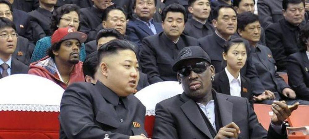 """""""Daca o vezi pe sora lui la TV, stii ca ceva nu e in regula!"""" Prietenul surpriza al lui Kim Jong-un face noi dezvaluiri din viata dictatorului"""