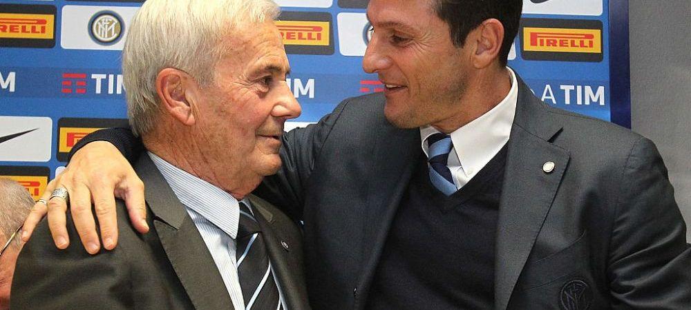Doliu in Serie A! Luigi Simoni, fost antrenor la Inter si unul din cei mai mari antrenori italieni, a incetat din viata