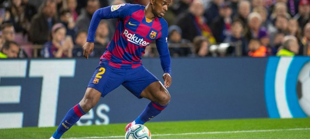 Barcelona vrea sa scape de Semedo si i-a gasit inlocuitor! Un jucator de la Manchester City poate veni la schimb