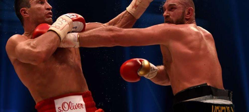 Meciul de box care poate opri planeta! Englezii vor sa organizeze cea mai tare lupta din istoria lor: cand poate avea loc Joshua vs Fury