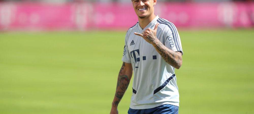 RAZBOI pe Coutinho! Barca nu-l vrea, Bayern nu-l transfera! Cele 4 cluburi care se bat sa-l aduca
