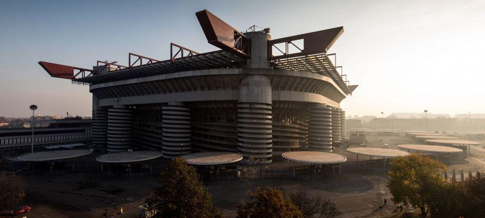 CADE SAN SIRO! Unul dintre simbolurile fotbalului din Europa va fi DEMOLAT! Anunt de ultima ora in Italia