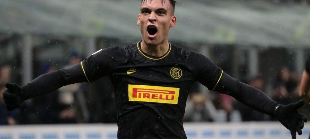 Lautaro Martinez e cu un pas mai aproape de transferul la Barcelona! Ce decizie a luat atacantul lui Inter si cine vine sa il inlocuiasca