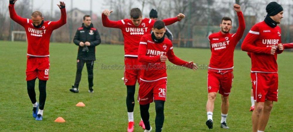 """Jucatorul dat DISPARUT de Dinamo revine la antrenamente! """"Sunt perfect sanatos, ma voi intoarce!"""""""