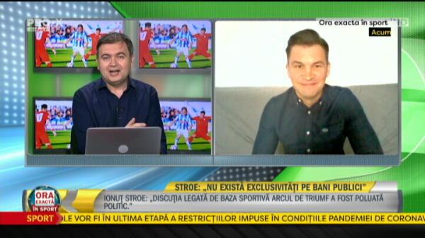 """""""Asta poate conta!"""" Are FCSB interzis in Ghencea? Declaratia care ii da un sah mat lui Gigi Becali! Ce a spus Ministrul Tineretului si Sportului"""