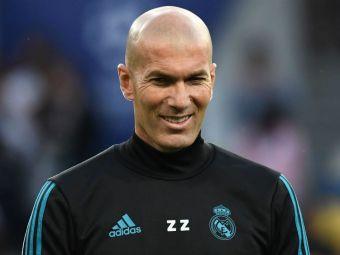 Revenire de senzatie la Real Madrid! Zidane s-a decis! Cine se intoarce pe Bernabeu