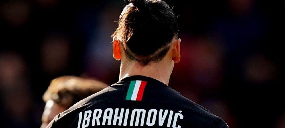 AC Milan ii poate spune adio lui Ibrahimovic!Suedezul s-a accidentat din nou si poate rata restul sezonului