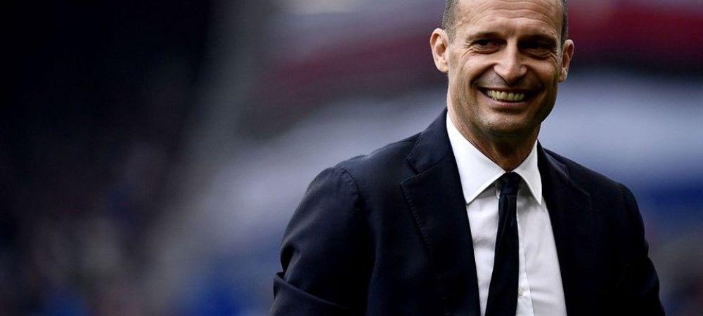 Revine in fotbal si vrea sa antreneze in Franta! Ce super club are in vizor fostul antrenor al lui Juventus