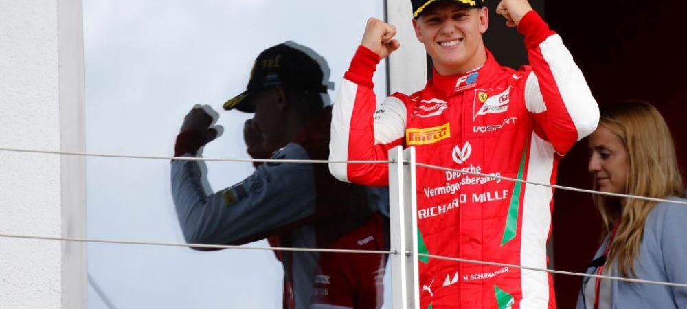 Mostenirea merge mai departe! Fiul lui Michael Schumacher poate debuta in Formula 1! Cand poate face pasul cel mare