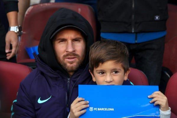 Messi, dat disparut de pe Instagram! Ce s-a intamplat cu contul superstarului de la Barcelona
