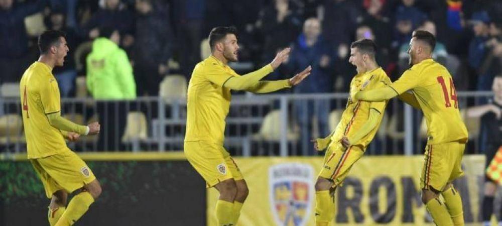 Oferta BOMBA din La Liga pentru un international U21! Fotbalistul roman care s-ar putea duela cu Messi si Suarez: discutiile sunt avansate
