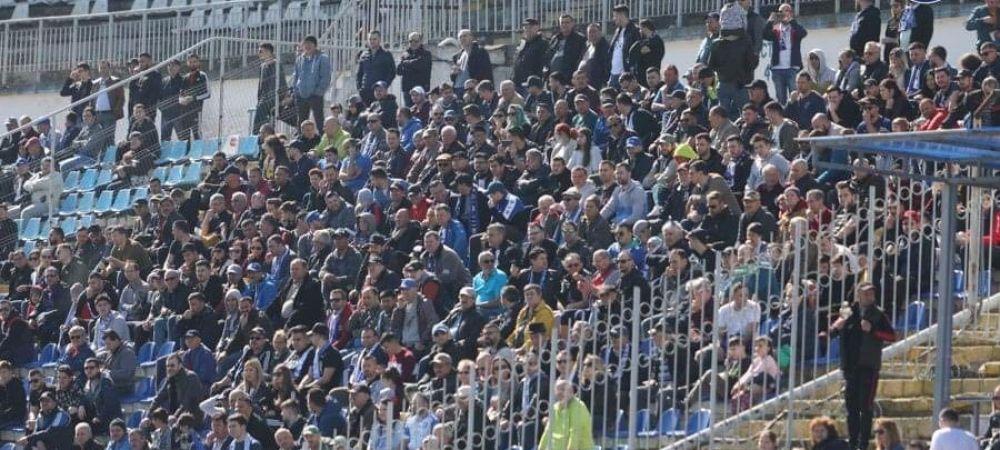 "RENASTE o forta in Liga a 2-a! ""La anul ne luptam la promovare!"" Echipa vrea sa revina in prim planul fotbalului romanesc"