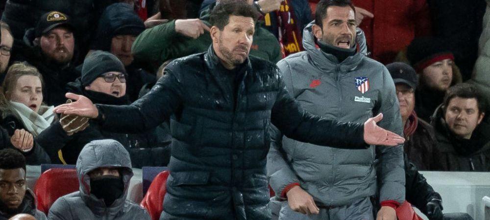 Lovitura GREA pentru Atletico Madrid dupa ce a distrus-o pe Liverpool! Si-a dat demisia dupa 8 ani pe banca echipei