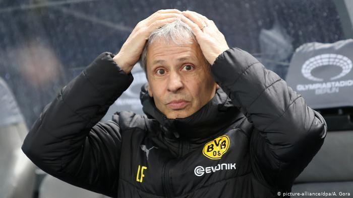Infrangerea cu Bayern i-a pus capac! Favre e OUT de la Borussia Dortmund! Cine ii va lua locul