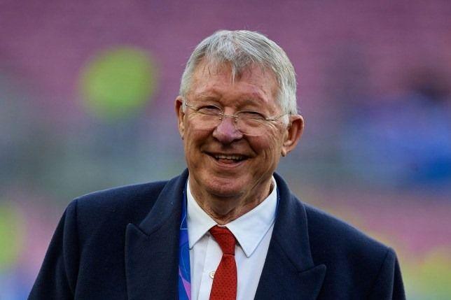 Provocare inedita pentru Sir Alex Ferguson! Ce cadou a primit in carantina de la Manchester United   FOTO
