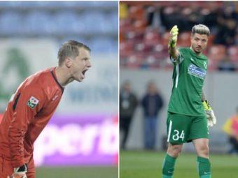 """Verdictul in cazul Arlauskis vs. Balgradean: """"E de departe cel mai bun portar din Liga 1! Eu ii spun 'Omul titlu!'"""" :)"""