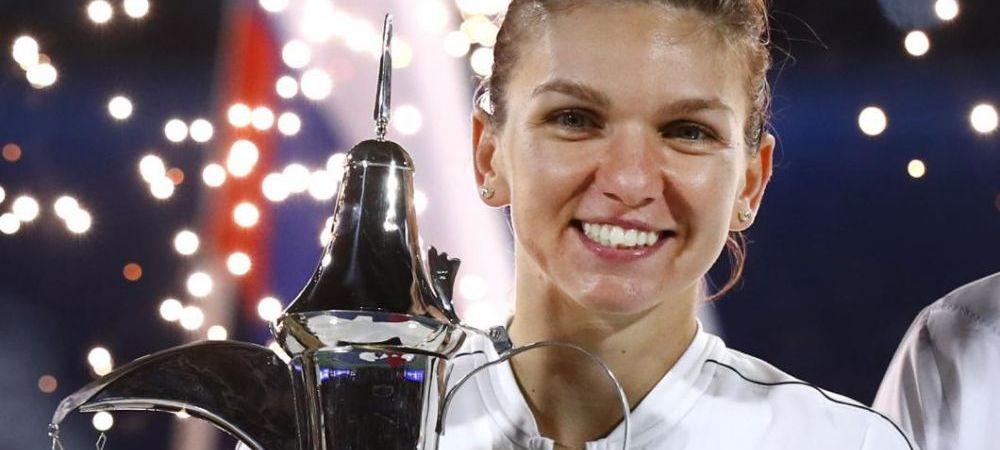 Ia-le banii, Simonaaaa! Topul in care Simona Halep apare alaturi de Federer, Djokovic si Nadal. Cat a castigat romanca in 2019