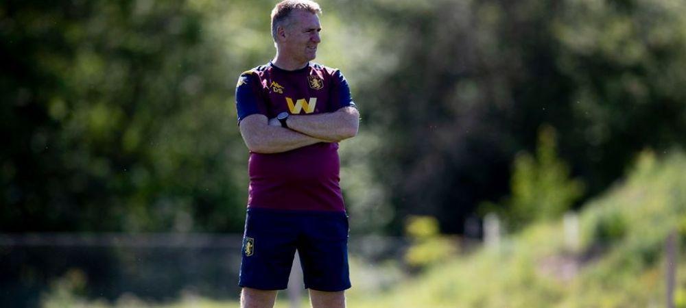 Doliu in Premier League! Tatal antrenorului lui Aston Villa a pierdut lupta cu noul coronavirus