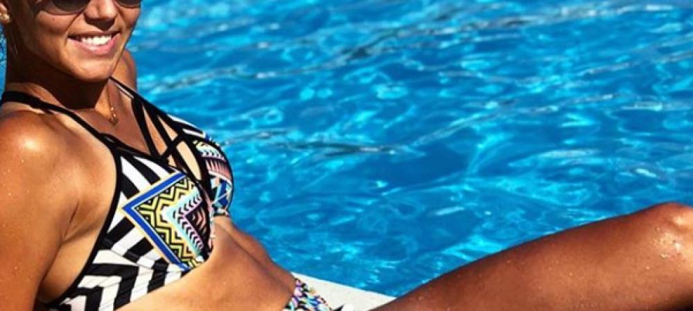 SEXY   Mai frumoasa decat Sorana Cirstea si la fel de buna ca Simona Halep!? Jaqueline Cristian, fost lider european la junioare este noua speranta a tenisului romanesc