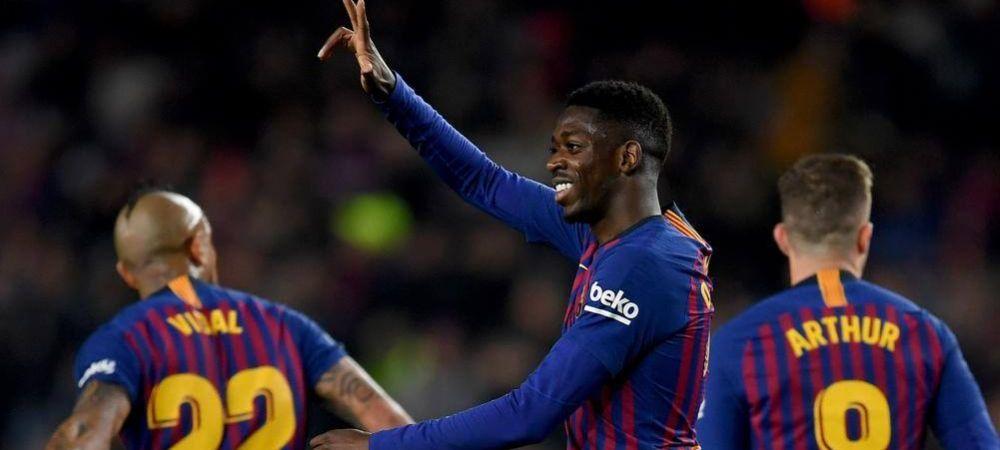 Juventus vrea 2 staruri de la Barcelona in schimbul lui Pjanic si De Sciglio! Cum a reactionat supercampioana Spaniei
