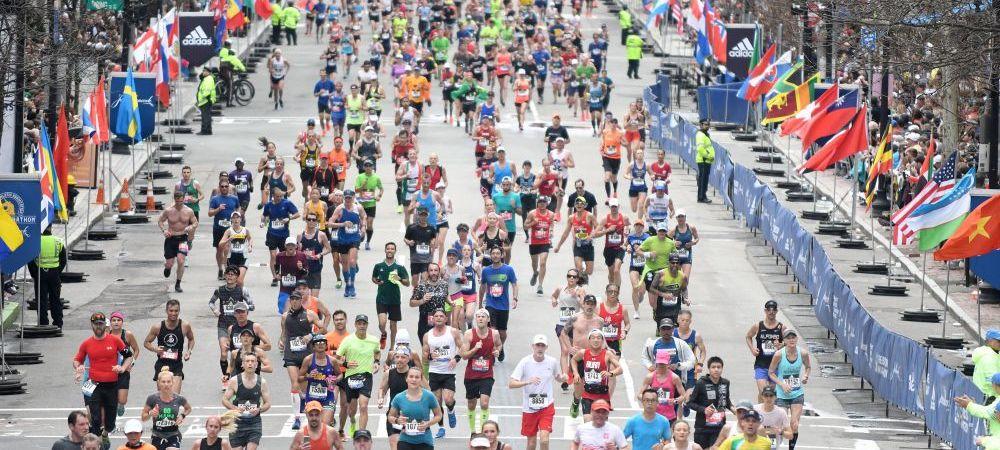 Idee geniala! Maratonul de la Boston se alearga VIRTUAL. Cum poti sa participi