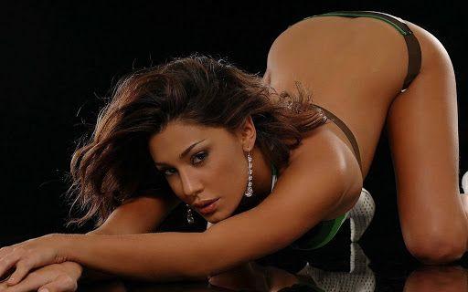 Belen Rodriguez e cu nervii la pamant! Sex-simbolul care a facut striptease pentru Mutu traieste un HAOS sentimental
