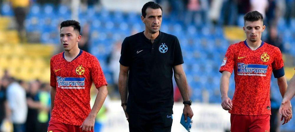 "Varianta SOC la FCSB pentru inlocuirea lui Vintila! Un super-antrenor ar putea prelua banca ros-albastrilor: ""Ziceam ca va ajunge acolo! Ar fi interesant"""